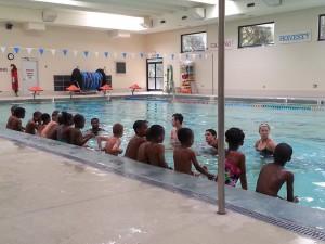 Swim day 1
