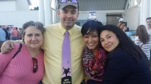 Janna Drop, Andy Stark, January Serda, and Jessica Hughes