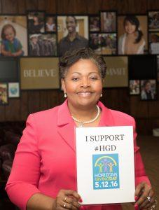 Dr. Melinda Boone of Norfolk Public Schools